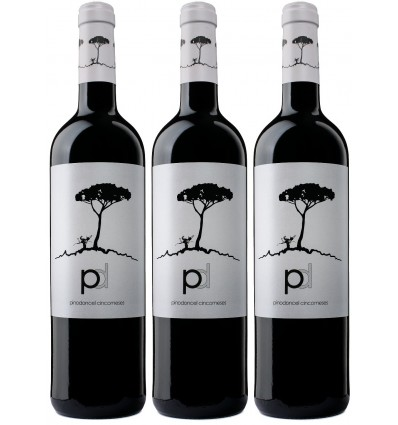 PINO DONCEL BLACK Caja 3 Botellas