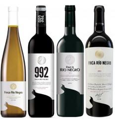 FINCA RÍO NEGRO Pack Caja 4 Botellas