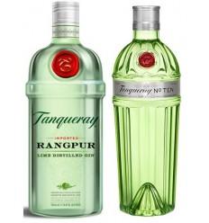 GIN TANQUERAY PACK TEN + RANGPUR