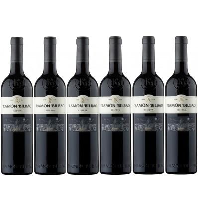 RAMÓN BILBAO Reserva Caja 6 botellas