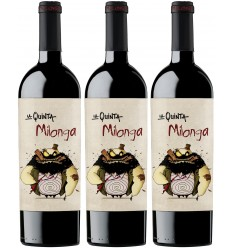 La Quinta Milonga Caja 3 Botellas