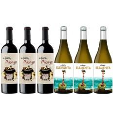 Pack Bodega La Quinta Caja 6 Botellas