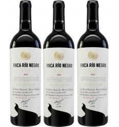 FINCA RÍO NEGRO TOP 5º AÑO Caja 3 Botellas