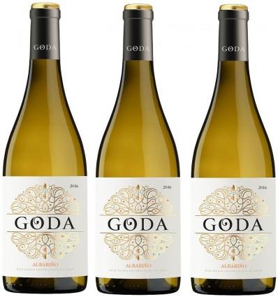 GODA Caja 3 Botellas