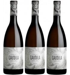 GAUDILA Sobre lías Caja 3 botellas