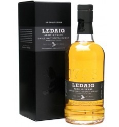 Whisky Ledaig 10 años