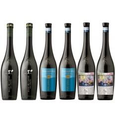 ENVIDIA COCHINA + FRORE DE CARME Caja 6 Botellas