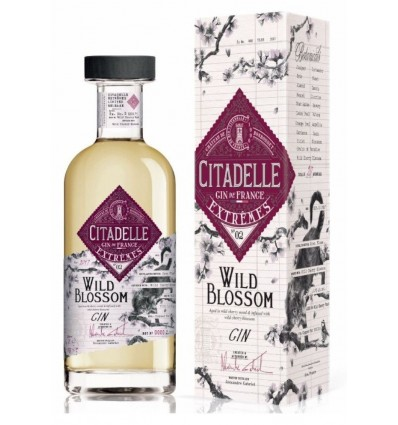 GIN CITADELLE EXTREMES WILD BLOSSON