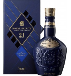 Chivas Regal 21 Años Royal Salute
