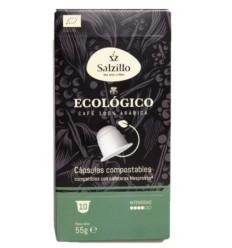 CAFÉ SALZILLO CÁPSULAS ECOLÓGICO