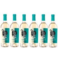 LA MALDITA Blanco Caja 6 Botellas