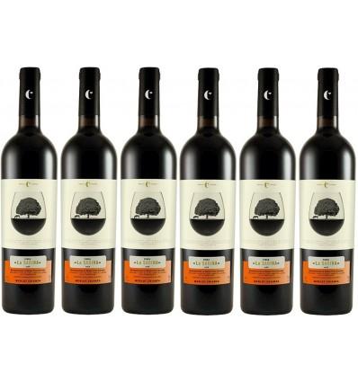 LA SABINA Crianza Merlot Caja 6 Botellas