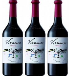 VIVANCO Crianza Caja 3 Botellas