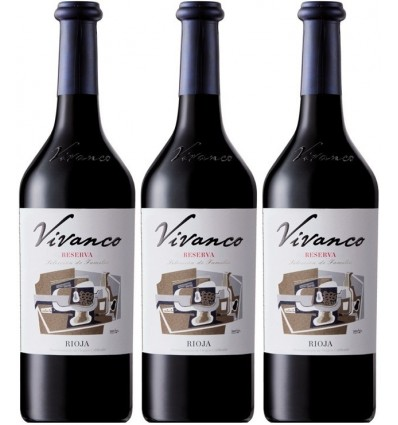 VIVANCO Reserva Caja 3 Botellas