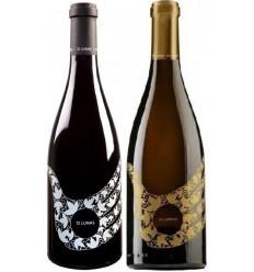 12 LUNAS Tinto y Blanco Caja 2 Botellas