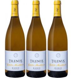 TILENUS GODELLO MONTESEIROS Caja 3 Botellas