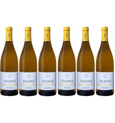 TILENUS GODELLO MONTESEIROS Caja 6 Botellas