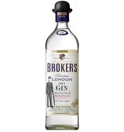 GIN BROKERS