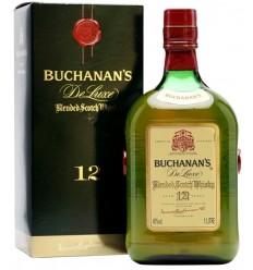 BUCHANANS DELUXE 12 AÑOS