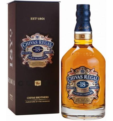 Chivas Regal 18 Años