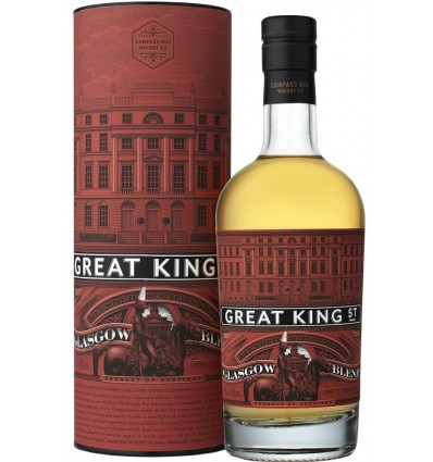 Compass Box Great King St Glasgow