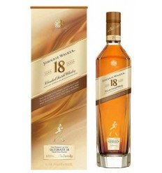 JOHNNIE WALKER AGED 18 YEARS