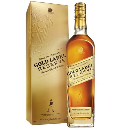 JOHNNIE WALKER GOLD Reserva