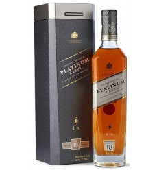 JOHNNIE WALKER PLATINUM 18 YEARS