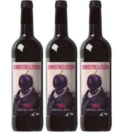 Monastrellissimo Selección Caja 3 Botellas