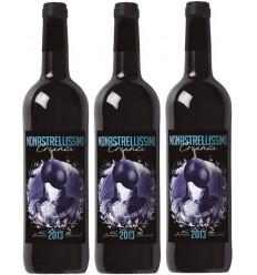 Monsatrellissimo Crianza Caja 3 Botellas