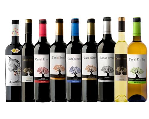 Compra vino Casa de la Ermita a buen precio en Vinorea