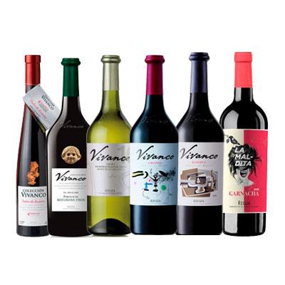 Compra vino Vivanco a buen precio en Vinorea