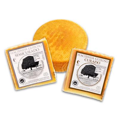 Compra queso Hacienda Guijoso a buen precio en Vinorea