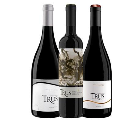 Compra vino Trus a buen precio en Vinorea