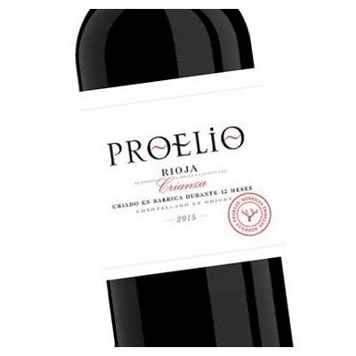 Etiqueta Proelio en Vinorea