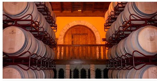 Barricas Bodegas Cristo de la Vega