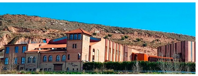 Instalaciones Bodegas Vinícola Real