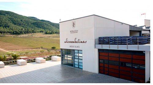 Instalaciones Bodegas Sierra Salinas