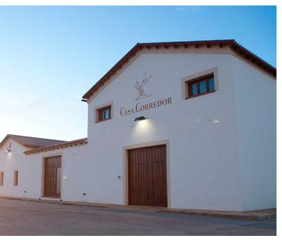 Instalaciones Bodegas Casa Corredor