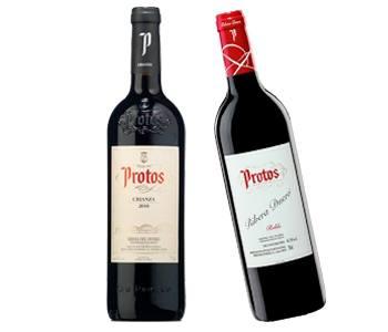 Compra vino Protos a buen precio en Vinorea