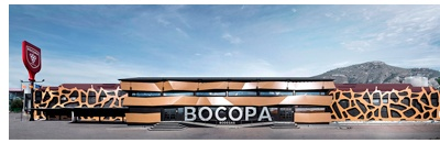 Instalaciones Bodegas Bocopa